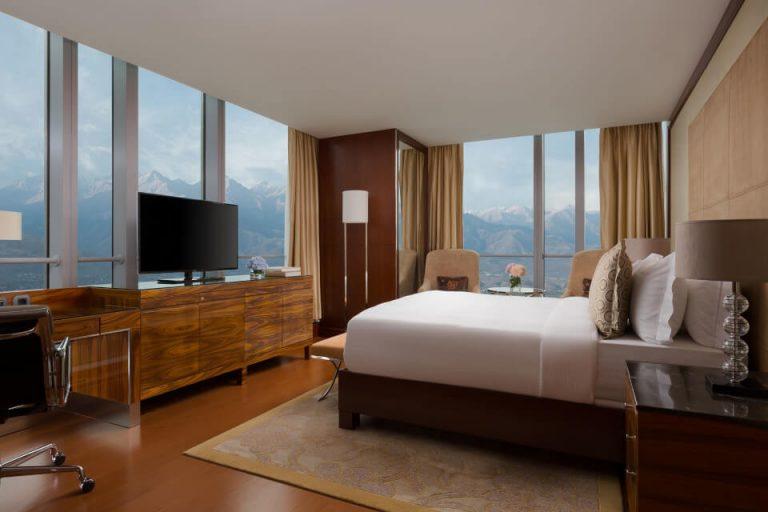 Almaty Bedroom
