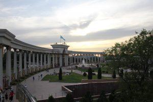 Almaty Sunset